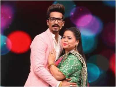 Bharti Singh's husband Haarsh Limbachiyaa trolled over drug row, hits back at detractors