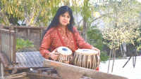 Anuradha Pal talks about her love for the tabla