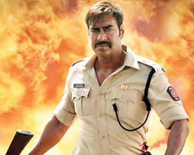 Film review: Singham Returns