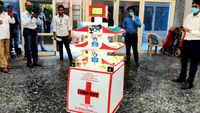 Maharashtra: This Covid hospital gets robot to serve patients