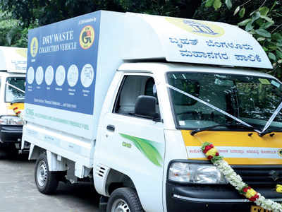 30 new centres to help store Bengaluru's dry waste