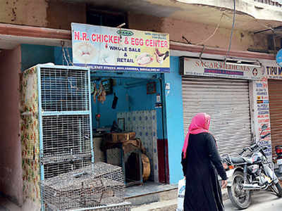 Butcher stabs regular customer for not buying chicken