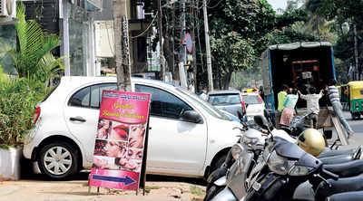 Time's up for basement shops, footpath encroachers: Deputy Chief Minister G Parameshwara