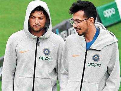 Trouble if Kuldeep Yadav and Yuzvendra Chahal have bad day in tandem: Monty Panesar