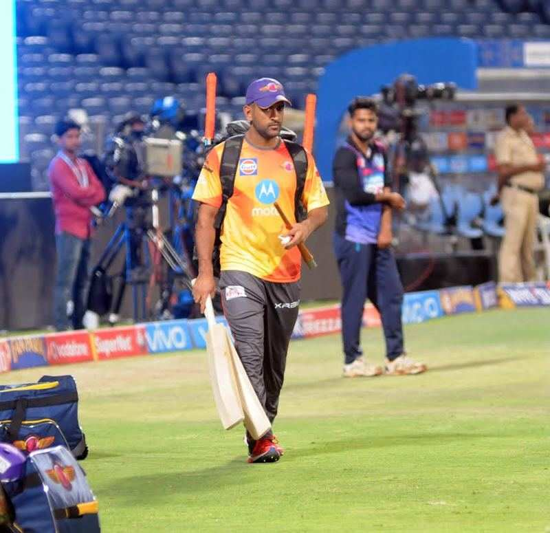Arch-rivals Rising Pune Supergiants all set to take on Mumbai Indians