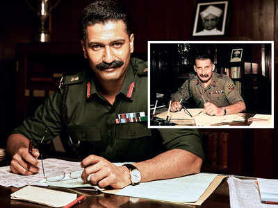 Presenting Vicky Kaushal As Field Marshal Sam Manekshaw — Trending