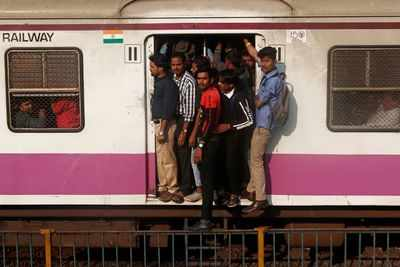 Alert Central Railway motorman saves life
