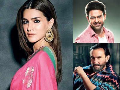 Kriti Sanon to play Sita in Adipurush that features Prabhas as Ram and Saif Ali Khan as Lankesh
