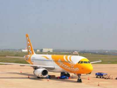Singapore-bound plane makes emergency landing at Chennai airport