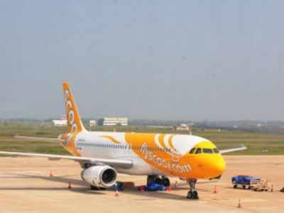 Singapore-bound plane makes emergency landing at Chennai airport