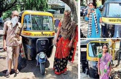 Auto drivers mull going off the road