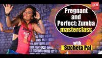 """'Nothing should stop a woman when she is pregnant,"""" says Zumba ambassador Sucheta Pal"""