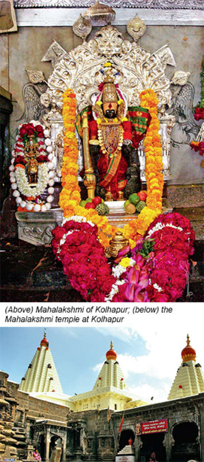 Pilgrim Nation: The faces of Mahalakshmi