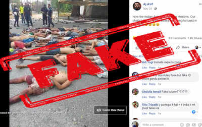 Fake alert: Picture from Venezuela falsely shared as Indian Army killing Muslims in Kashmir