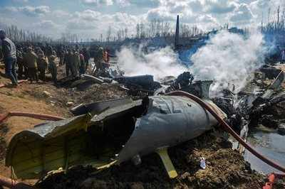 Budgam crash: Commanding officer of IAF's Srinagar base shifted