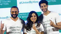 Lok Sabha polls: Saif Ali Khan, Bhumi Pednekar and Siddhant Chaturvedi appeal to vote