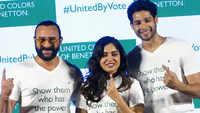 Lok Sabha polls: Saif Ali Khan, Bhumi Pednekar and Siddhant Chaturvedi appeal to vote