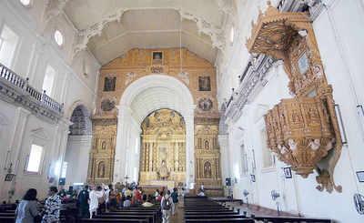 Masterplan to preserve Old Goa heritage