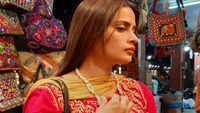 Actress Samaira Rao's shopping spree in Jaipur