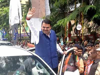 Devendra Fadnavis retains Nagpur South West, set to create history as first CM to return to office in 40 years