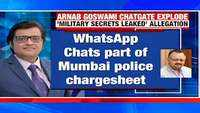 Arnab Goswami, Partho Dasgupta nexus exposed in whatsapp chat:Full details