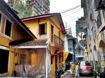 Khotachiwadi to get back its old look