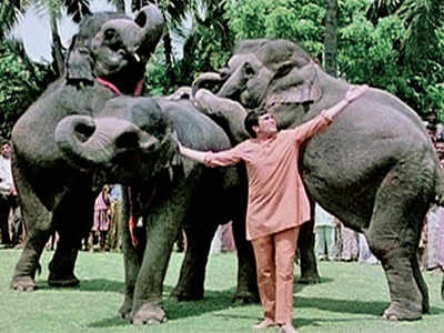 Rana Daggubati's tribute to Rajesh Khanna's Haathi Mere Saathi