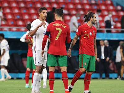 UEFA EURO 2020, Portugal vs France Highlights: Portugal hold France to a 2-2 draw, qualify for last 16