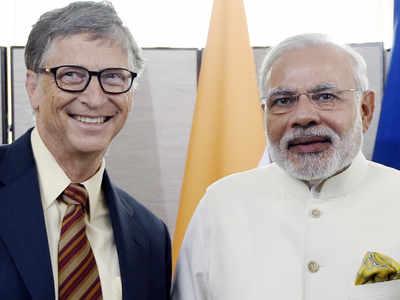 Gates Foundation to honour Modi despite Kashmir concerns