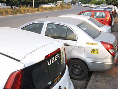 36 Ola, Uber drivers found with no licence in airport crackdown