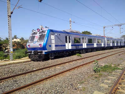 Central Railway's AC local may run from Thane to Vashi