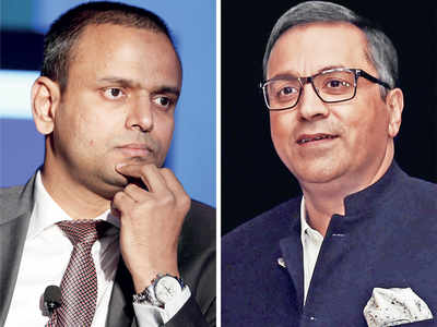 Sundar Raman and Rahul Johri to soon become neighbours