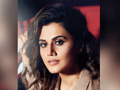#MeToo: Taapsee Pannu wants a clean workplace