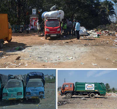 Guess where BBMP segregates garbage? On city's lake beds
