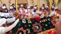 Watch: Bihar CM offers prayers at Dargah in Patna on 'Milad-un-Nabi'