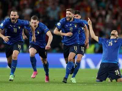UEFA EURO 2020, Italy vs Spain Highlights: Italy beat Spain 4-2 on penalties to enter final