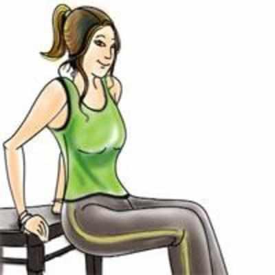 Workout with Namita
