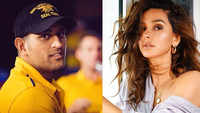 Shibani Dandekar is in awe of MS Dhoni's performance in IPL!