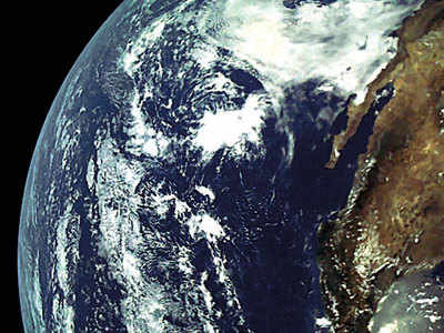ISRO releases first Earth pictures taken by Chandrayaan 2