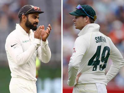 ICC Test Rankings: Virat Kohli maintains top spot but Steve Smith closes in