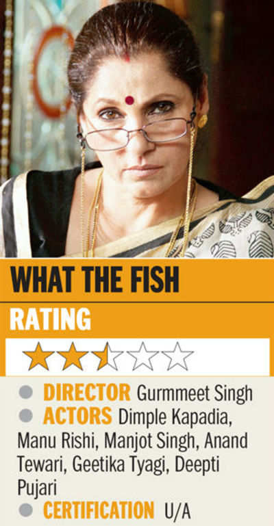 Film review: What The Fish