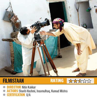 Movie review: Filmistaan