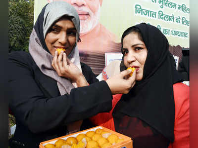 Mixed reactions for Triple Talaq act