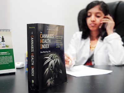 India's first 'cannabis clinic'