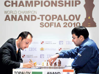 When Vishy took on a country