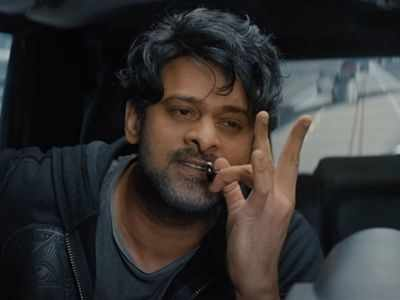 Saaho holds a solid first Monday collection