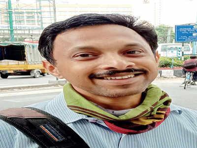 The lone ranger who tries to save Namma Bengaluru