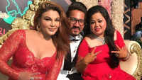Rakhi Sawant doubts conspiracy in Bharti Singh's arrest