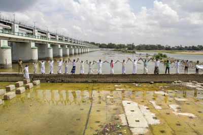 Cauvery water issue: Centre seeks two week extension to form Cauvery Management Board