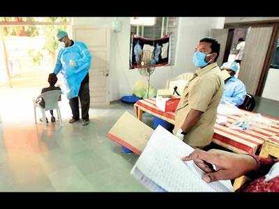 Now, home quarantine for asymptomatic patients